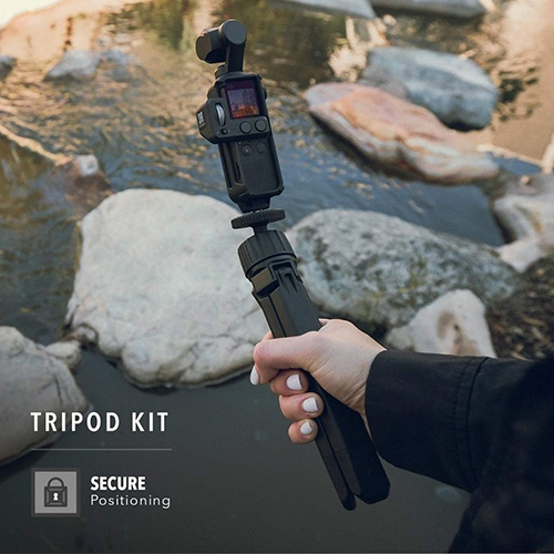 Kit Trépied pour DJI Osmo Pocket - Polar Pro