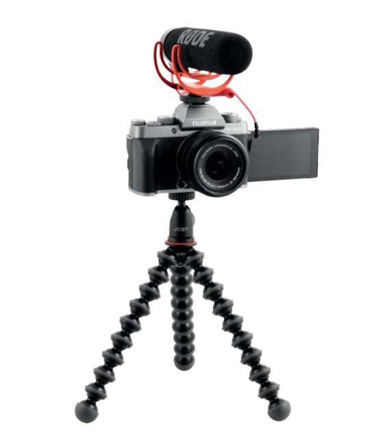 Kit Vlogger Fujifilm X-T200