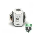 Kodak 4K VR 360 Ultimate Pack - Reconditionnée