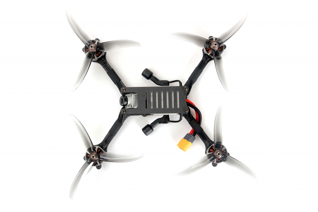 Kopis 2 HDV FPV Racing Drone (air unit not included)