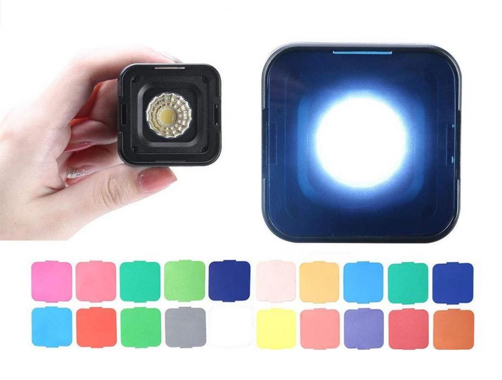 Lampe LED et RGB étanche L1 Pro - Ulanzi