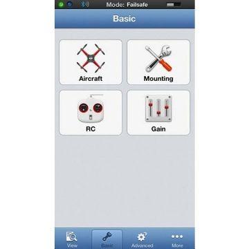 LED-BT-I Bluetooth pour Wookong-M DJI