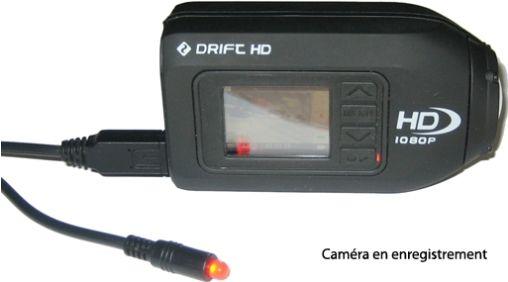 LED déportée Drift HD