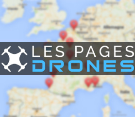 LesPagesDrones, l'annuaire des centres de formation drone