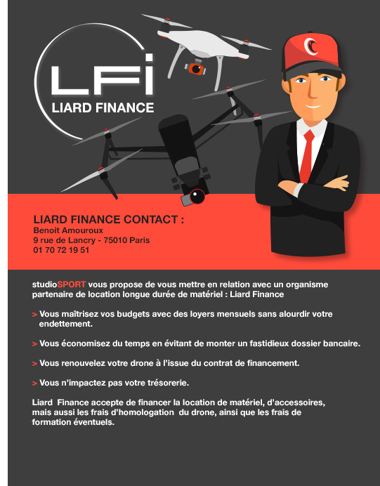 Liard Finance, solution de financement