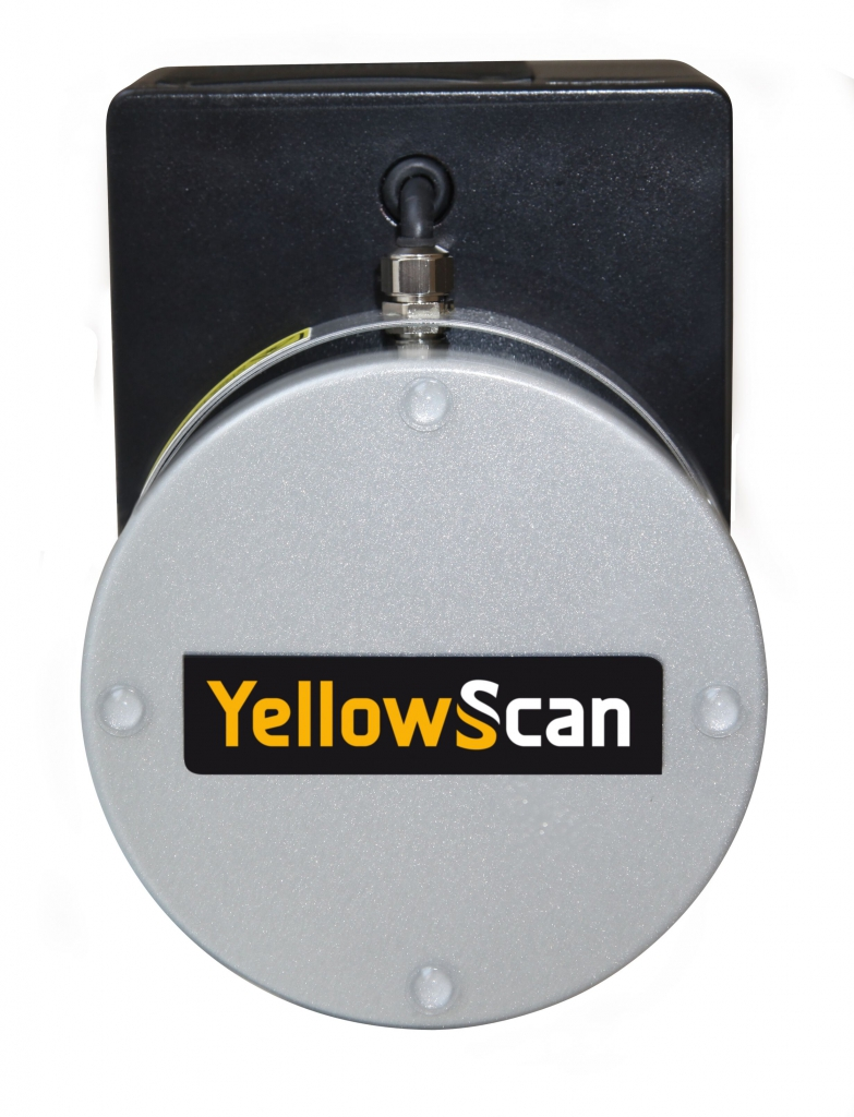 LiDAR Surveyor - YellowScan