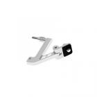 White HDMI Monitor Holder pour Lightbridge 2