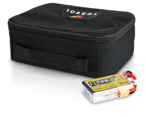 LiPo SAFE BAG - STEALTH EDITION - LiPo SAFE POUCH - STEALTH EDITION