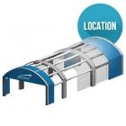 Location cage à drones Aircaptif - Pack pour shows et événements