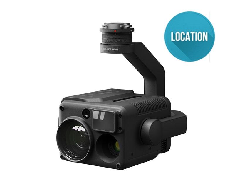 Location caméra DJI Zenmuse H20T