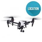 Location drone DJI Inspire 1 V2.0 homologué S1, S2 et S3
