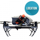 Location drone DJI Inspire 2 homologué S1, S2 & S3