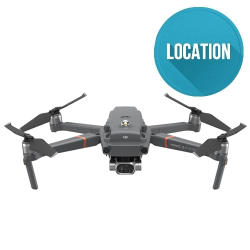 Location drone DJI Mavic 2 Enterprise Dual (Thermal)