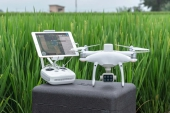 Location drone DJI Phantom 4 Multispectral
