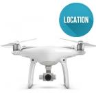 Location drone DJI Phantom 4