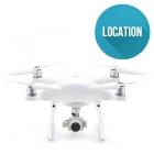 Location drone DJI Phantom 4 Pro V2