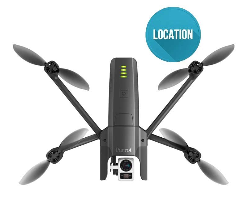 Location drone Parrot Anafi Thermal