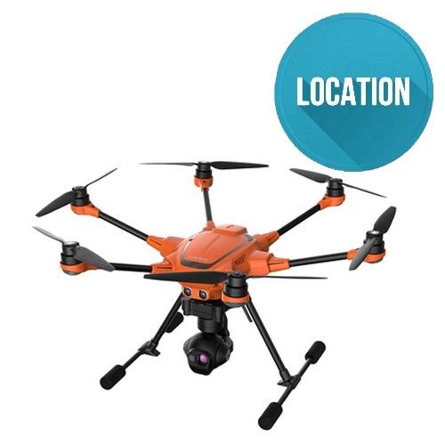 Location drone Yuneec H520 homologué S1, S2 & S3