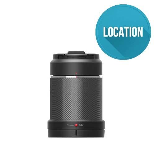 Location Objectif DL 50 mm F2.8 LS ASPH - DJI Zenmuse X7