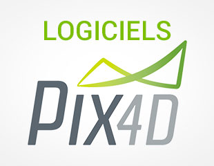 logiciels PIX 4D
