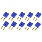 Lot de 10 connecteurs EC3 mâles
