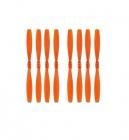 Lot de 8 hélices 3020 DYS orange