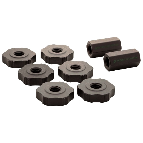 Lot de vis 3/8\'\' pour rod - 9.Solutions