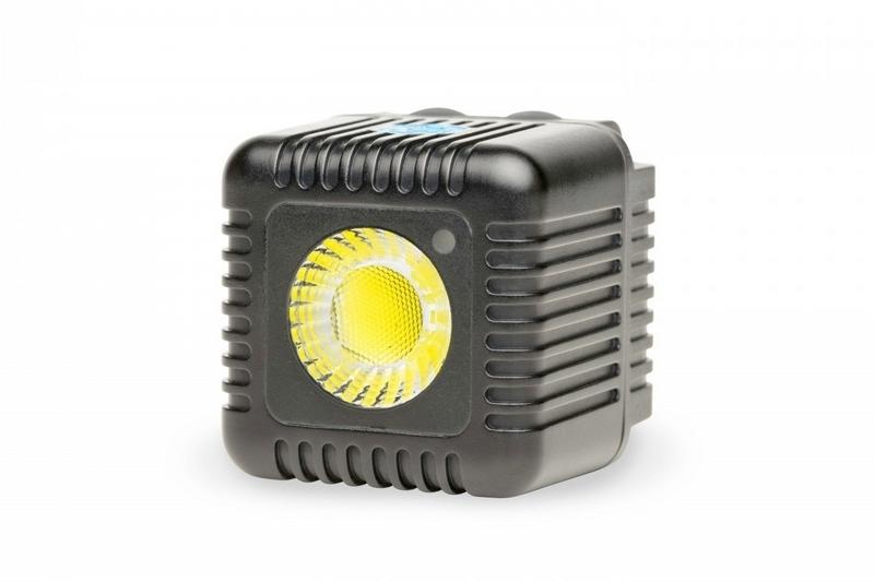 Lampe 1500 lumens - Lume Cube (version grise)