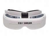 Lunettes vidéo Fatshark Dominator HD3 - vue de face