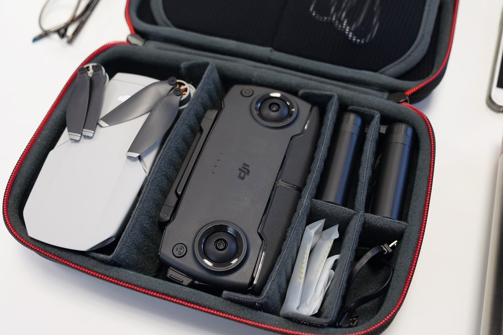 Mallette de transport pour DJI Mavic Mini - PGYTECH