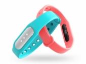 Bracelet connecté MiBand Pulse avec bracelet couleur - Xiaomi
