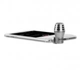 Micro BY A100 installé sur un iPhone
