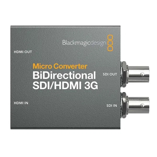 Micro Converter BiDirect SDI/HDMI 3G PSU