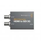 Micro convertisseur HDMI vers SDI 3G PSU - Blackmagic