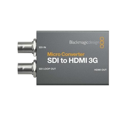 Micro Convertisseur SDI vers HDMI 3G - Blackmagic