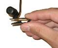 Micro cravate miniature directionnel