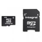 Carte microSD 4Go classe10