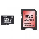 Carte microSDHC UltimaProX U3 16Go