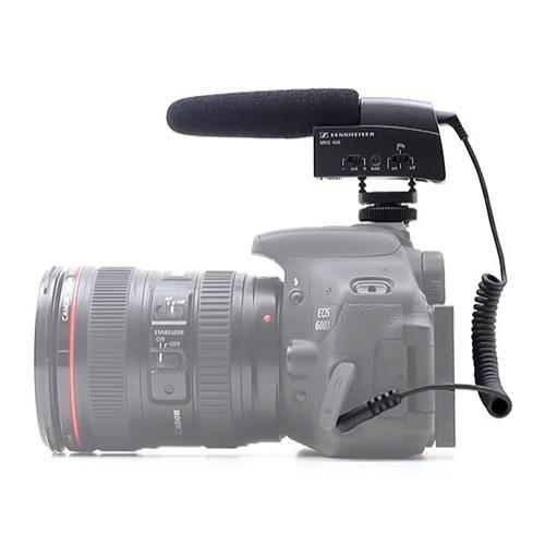 Microphone MKE400 - Sennheiser