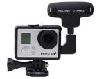 Microphone Pro Mic pour GoPro - Polar Pro