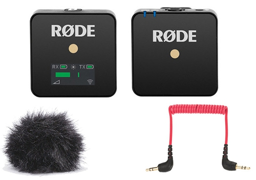 Microphone Wireless Go - RODE