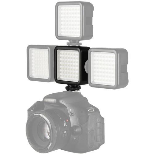 Minette LED avec 3 supports Cold Shoe - Ulanzi