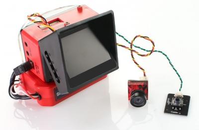 Mini Monitor pour Dock-King - FuriousFPV