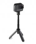 """Mini trépied et perche """"Shorty"""" déplié avec GoPro Hero6 Black Edition"""