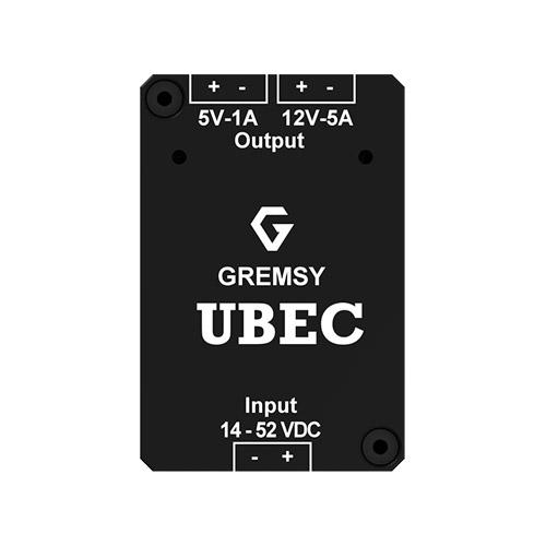 Module d\'alimentation UBEC pour nacelle S1 Gremsy