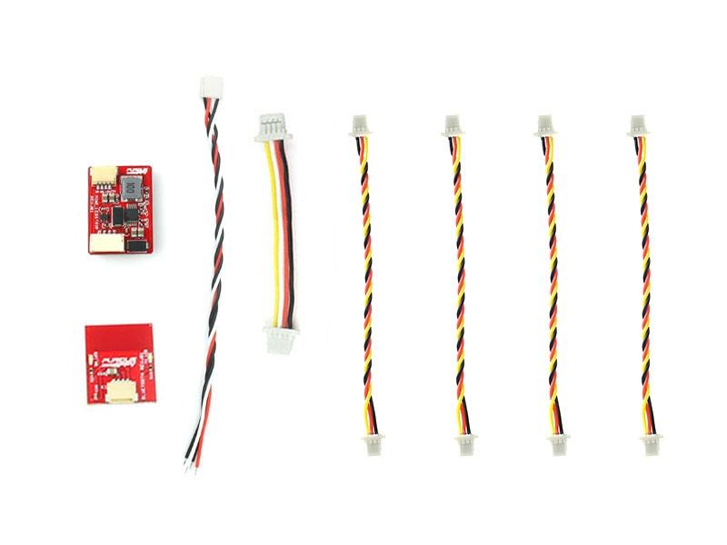 Module de contrôle LED avec Bluetooth Furious FPV contenu de la boite