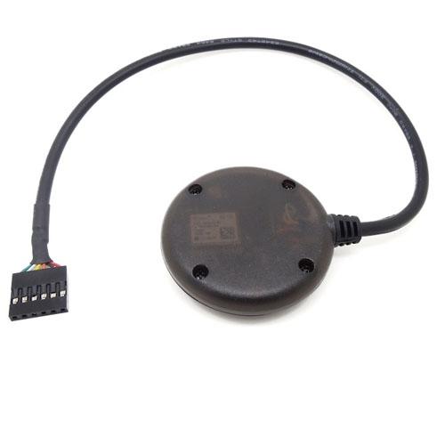 GPS Ublox NEO-M8N et Magnétomètre HMC5983 - vue dessous