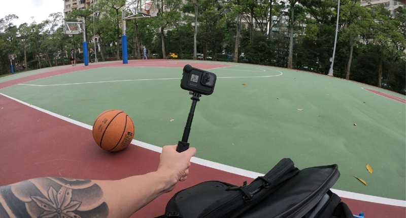Module médias pour GoPro Hero8 Black