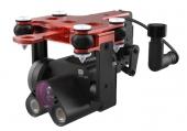 Module PL4 caméra 4K faible luminosité 1-axe et crochet de largage
