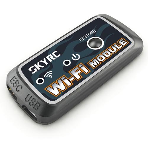 Module Wifi pour chargeurs et ESC SkyRC